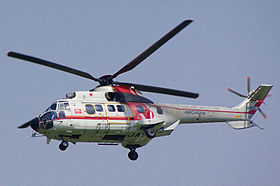 Image illustrative de l'article Eurocopter AS332 Super Puma