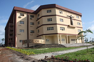 Afe Babalola University - Afe Babalola University College of Law