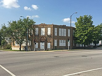 National Register of Historic Places listings in Jackson County, Missouri: Kansas City other - Image: ACME Cleansing Company Building KCMO
