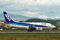 ANA B737-54K(JA306K) landing @MYJ RJOM (2058507480).jpg