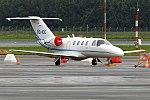 ASL - Air Service Liège, OO-IDE, Cessna Citation CJ1 (36394571954).jpg