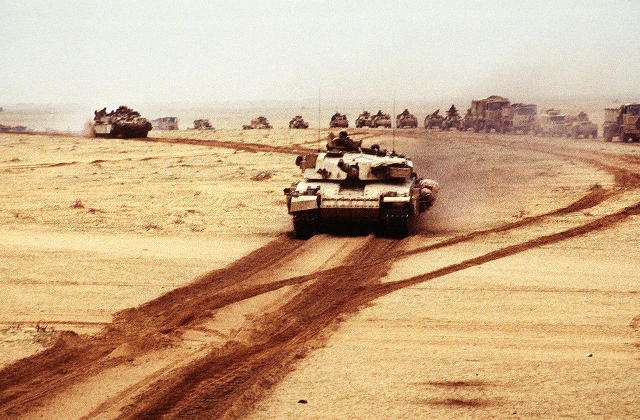 Persian Gulf War - Facts & Summary - HISTORY.com