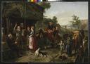 A Värend Wedding (Bengt Nordenberg) - Nationalmuseum - 18300.tif