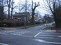 A gloomy Chaucer Road - geograph.org.uk - 647605.jpg