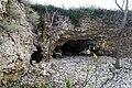 A limestone cave near Steep Rock, Manitoba, Canada. (37050862071).jpg