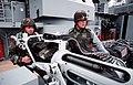A member of the Marine Detachment mans a 25mm Mark 38, Mod 0 gun system during gunner practice on the battleship USS MISSOURI (BB-63) - DPLA - d9ae1482488239b25ddc6b8a21a92879.jpeg