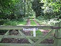 A railway once passed right here - geograph.org.uk - 558660.jpg