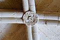 Abbaye Notre-Dame de Sénanque clé de voûte 02.jpg