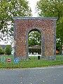 Abbaye de Maroilles, portail de l'ancienne église abbatiale.jpg