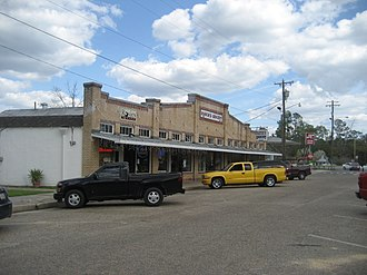 National Register of Historic Places listings in St. Tammany Parish, Louisiana - Image: Abita Rosies Rauchs March 2009