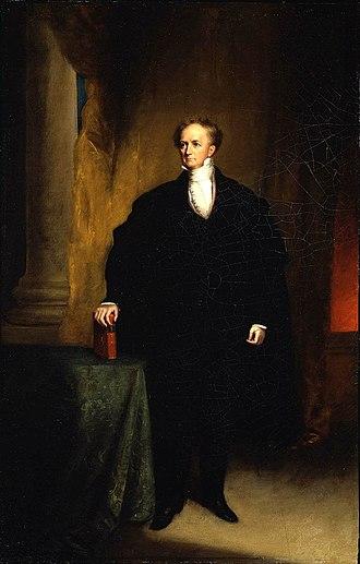 Boston Artists' Association - Image: Abott Lawrence ca 1842 by Chester Harding MFA Boston
