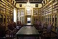 Accademia etrusca, biblioteca settecentesca, 01,2.jpg