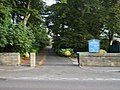 Access to Gainford Catholic Church - geograph.org.uk - 1516874.jpg
