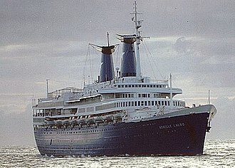 Achille Lauro hijacking - The Achille Lauro c. 1987