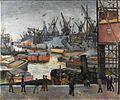 Activity at a Hull Dock (1943) (Art.IWM ART LD 3293).jpg