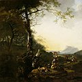 Adam Pynacker - Landscape with Huntsmen NTII ATT 608996.jpg