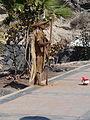 Adeje living statue.JPG