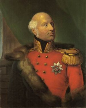 Army and Navy Club - Prince Adolphus, Duke of Cambridge, third President of the club