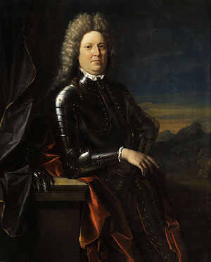 Francisco de Tutavilla y del Rufo, Duque de San Germán - Frederick Schomberg, 1st Duke of Schomberg, former adviser to the Portuguese Restoration War, reconquered Bellegarde Fort in 1675, near the actual French-Spanish frontier at Le Perthus, captured in 1674  by Francisco de Tutavilla y del Rufo, Duke of San Germán