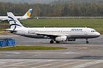 Aegean Airlines, SX-DVL, Airbus A320-232 (24686066291) (2).jpg