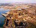 Aerial View of Ramkot Fort.JPG