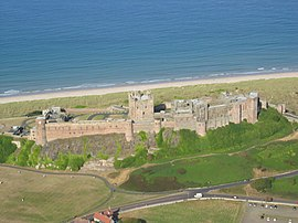 Bamburgh Castle Wikipedia