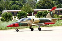 Aero L-39 Albatros Nigerian Air Force.jpg