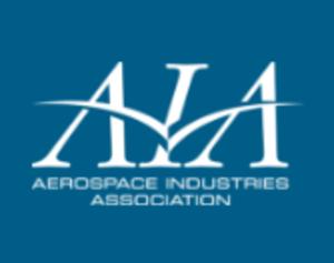 Aerospace Industries Association - Image: Aerospace Industries Association logo 2017