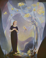 Agnes Lawrence Pelton - Room Decoration in Purple and Gray.png