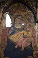 Agnolo gaddi (attr.), madonna in trono col bambino e santi, 1350-1400 ca. 02.JPG