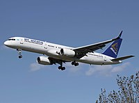 P4-FAS - B752 - Air Astana