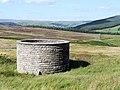 Air shaft beside Barden Road - geograph.org.uk - 513592.jpg