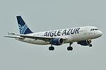 Airbus A320-200 Aigle Azur (AAF) F-HBIO - MSN 3242 (9880857604).jpg