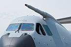 Airbus A400M F-WWMQ PAS 2013 03 Probe and Cockpit.jpg