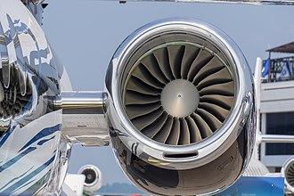 Pratt & Whitney Canada PW300 - PW306 fan, Cessna Citation Latitude