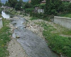 Aiud River - The Aiud River în the city of Aiud