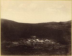 Akatuy katorga - Akatuy prison, 1891.