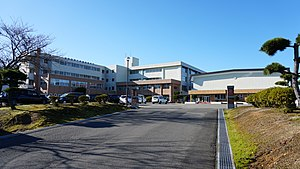 Akita Prefectural Araya High School 20181202.jpg