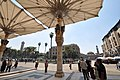 Al-Hussein Mosque umbrella (14815074163).jpg