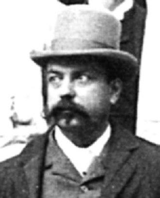 Albert Houtum-Schindler - Houtum-Schindler circa 1870