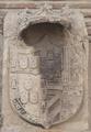 Alcalá de Henares (RPS 26-08-2007) Real Colegio de Agustinos Calzados, escudo de Juana de Austria.png