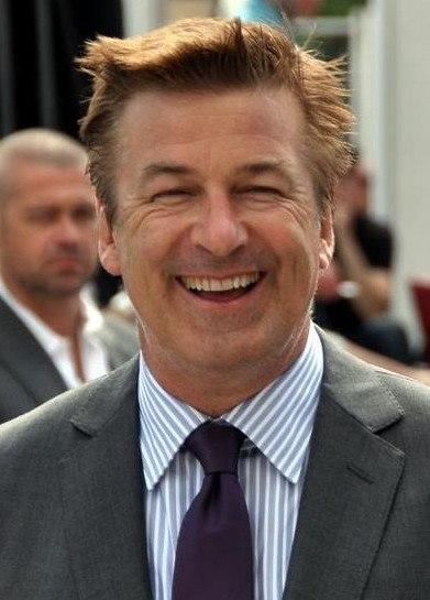 Alec Baldwin Cannes 2012
