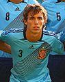 Alejandro Grimaldo - Spain U-19 2012.jpg