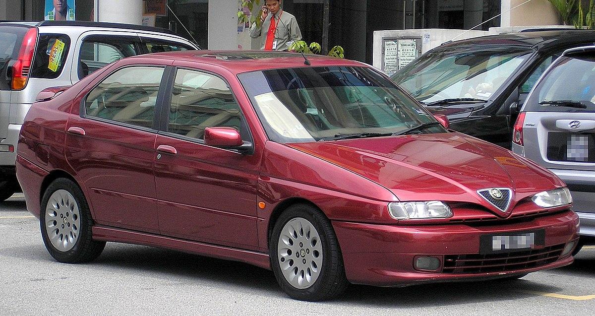 Alfa romeo 147 16 twin spark wiki