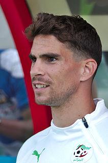 Carl Medjani Algerian footballer
