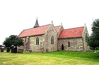 Ryther cum Ossendyke civil parish in Selby, North Yorkshire, England