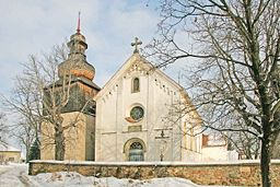 All Saints Church, Zumberk, Czech Republic.jpg