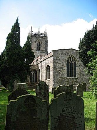 Holme-on-Spalding-Moor - All Saints' Church
