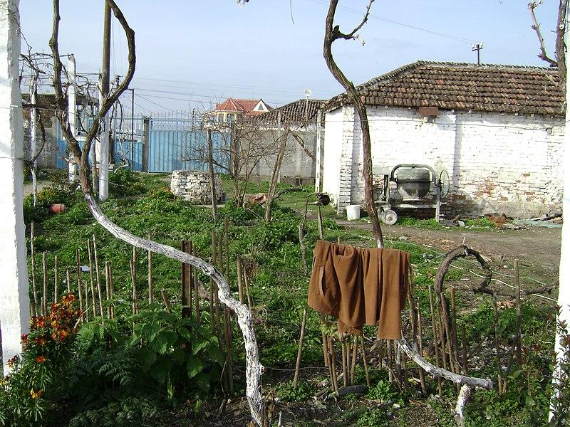File:Alle porte di Lushnje - Albania - 2008 - panoramio.jpg