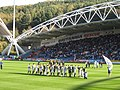 Almost kick-off time at the Galpharm Stadium (geograph 2672658).jpg